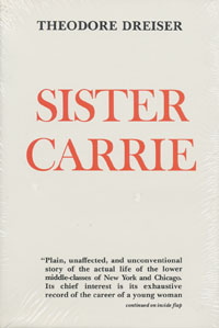Dreiser/Sister Carrie             
