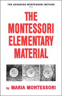 Montessori/Elementary Materials
