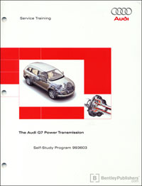 Audi Q7 Power Transmission SSP