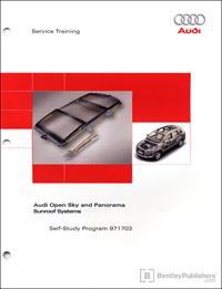 Audi Open Sky Pano Sunrf Sys SSP