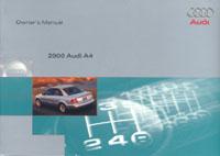 AUDI A4 2000 OM