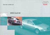 AUDI A6 2000 OM