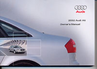 audi audi a6 owner s manual 2002 bentley publishers repair rh bentleypublishers com audi a6 owners manual 2002 2002 audi a6 2.7t quattro owners manual