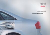 Audi A6 2003 OM