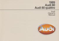 Audi 80/80 quattro 1989 OM