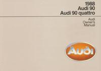 Audi 90/90 quattro 1988 OM