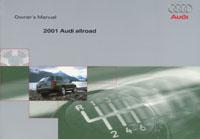 Audi allroad 2001 OM