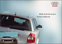 Audi A4 Avant 2004 OM