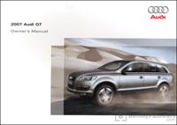 Audi Q7 2007 OM
