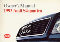 AUDI S4 QUATTRO 1993 OM