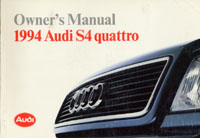 AUDI S4 QUATTRO 1994 OM