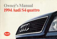 AUDI S4 QUATTRO 1994 OM