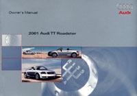 AUDI TT ROADSTER 2001 OM