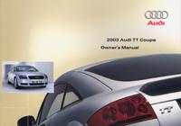 Audi TT Coupe 2003 OM