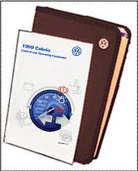 VW CABRIO 1999 OM BINDER