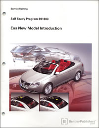 VW Eos New Model Introduction SSP