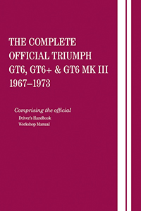Comp Off Triumph GT6 1967-1973