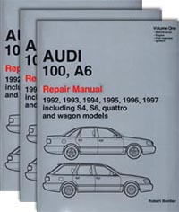 workshop manuals audi a6