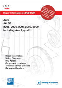 AUDI A6 C6 REPAIR MANUAL EPUB