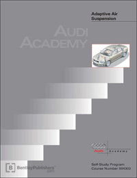 Audi A8L Adapive Air Suspens SSP
