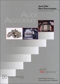 Audi 2004 New Technologies SSP