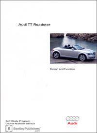 Audi TT Roadster SSP