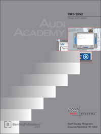 Audi VAS 5052 SSP