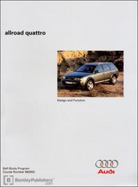 Audi Allroad Quattro SSP