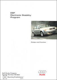 Audi ESP Electr Stabil Program SSP