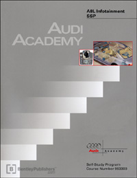 Audi A8L Infotainment SSP
