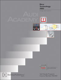 Audi New Technology 2002 Des SSP