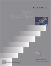 Audi Distributed Functions SSP