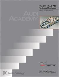 Audi-2004 Audi A8L Technical SSP