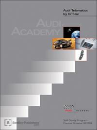Audi Telemtics by OnStar SSP
