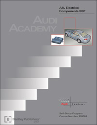 Audi A8L Electrical Components SSP