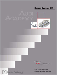 Technical Service Training - Audi Chassis Systems Self-Study Program