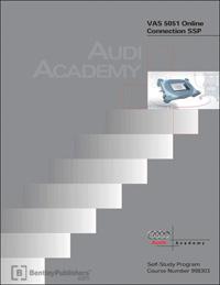 Audi VAS 5051 Online Con SSP