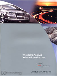 Audi 2005 A6 Engines and Trans SSP