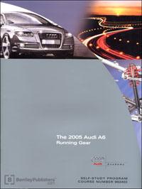 Audi 2005 A6 Running Gear SSP