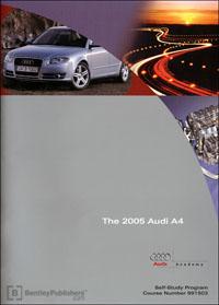 Audi The 2005 Audi A4 SSP