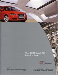 Audi 2006 A3 Running Gear SSP