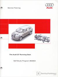 Audi Q7 Running Gear