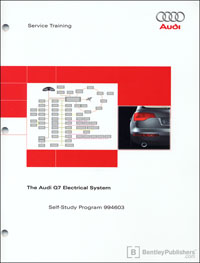Audi Q7 Electrical System SSP