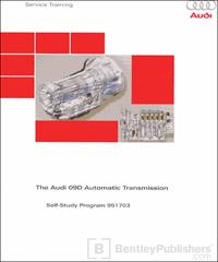 Audi 09D Autom Trans SSP 951703