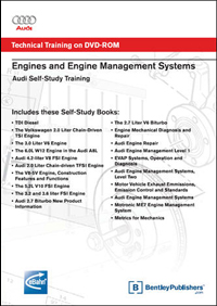 Audi SSP Engine on DVD