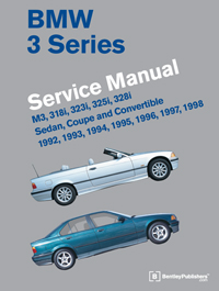BMW 3 Series(E36) 1992-1998 Manual
