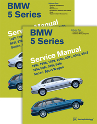 BMW 5 Series(E39) 1997-2003 Manual