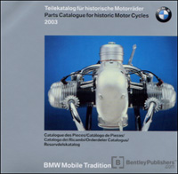 BMW Parts Cat Hist Motorcycles CD