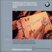 BMW Parts Cat Autos+Motorcyl 03 CD