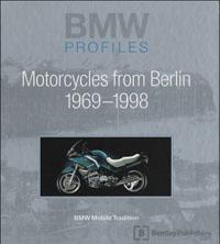 BMW Profiles 4: Motorcycles Berlin